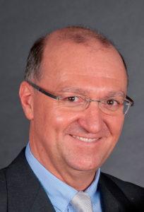 Rolf Schettler Vorsitzender der Fachgruppe Fahren